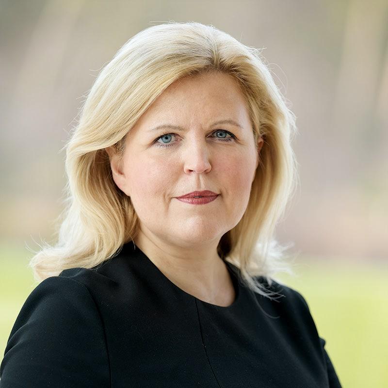 Tanja Knop, Managerin des area3